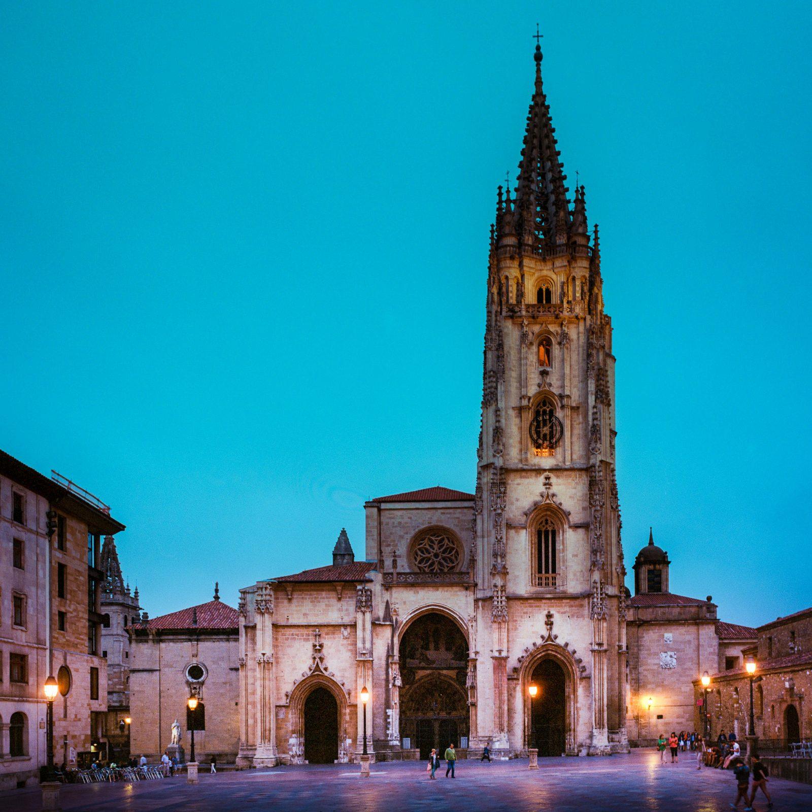 Catedral Metropolitana Basílica de San Salvador