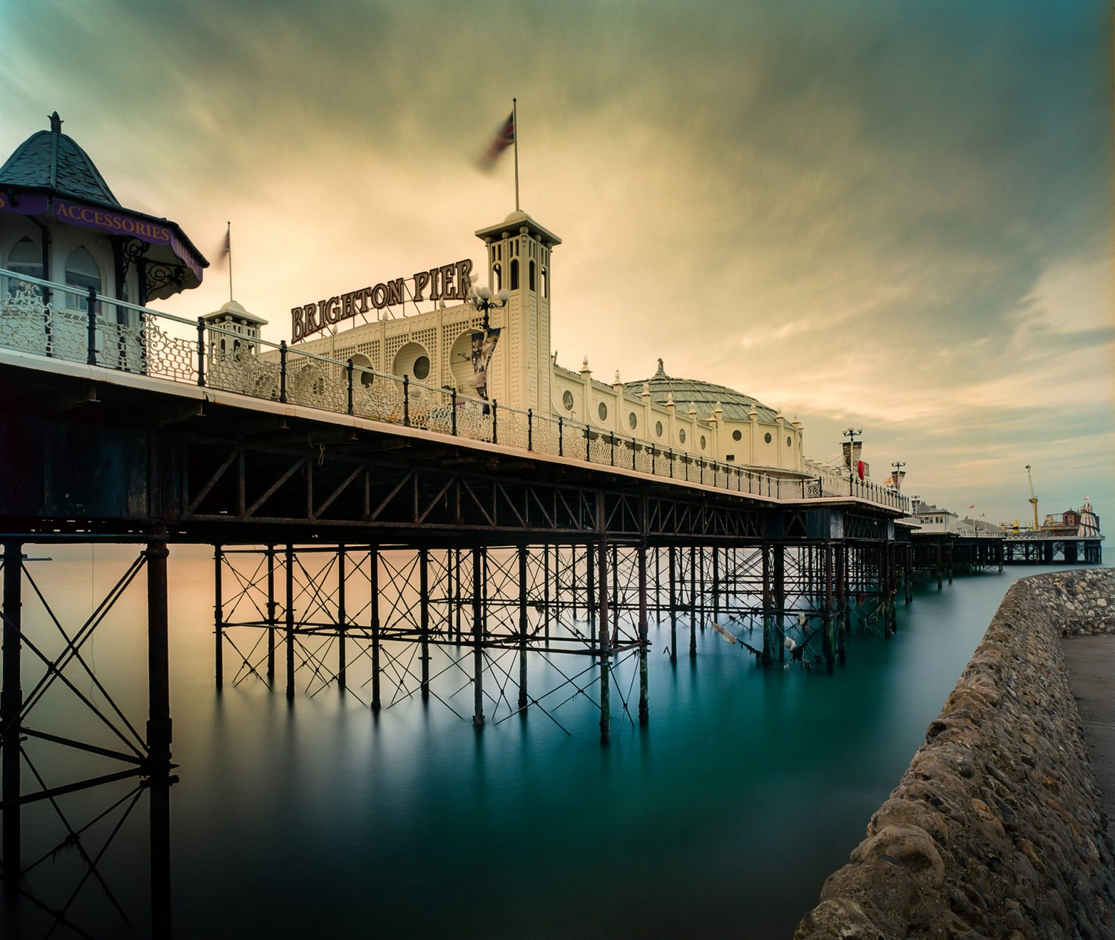 Brighton Marine Palace and Pier