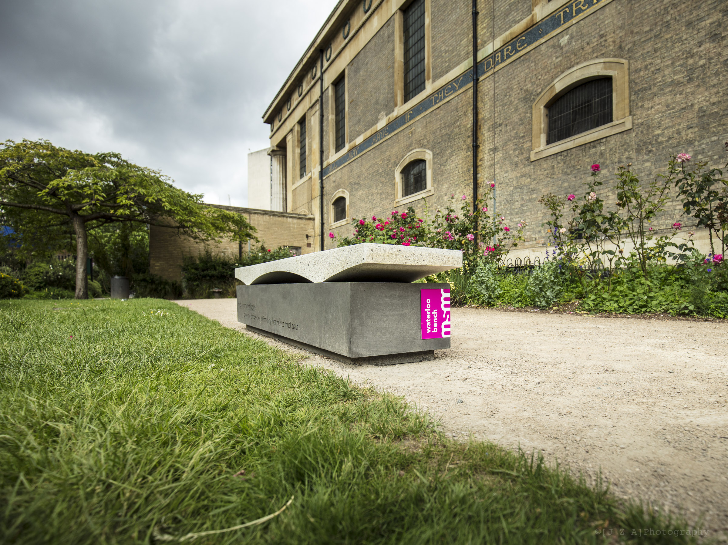Photo taken by James Attree.