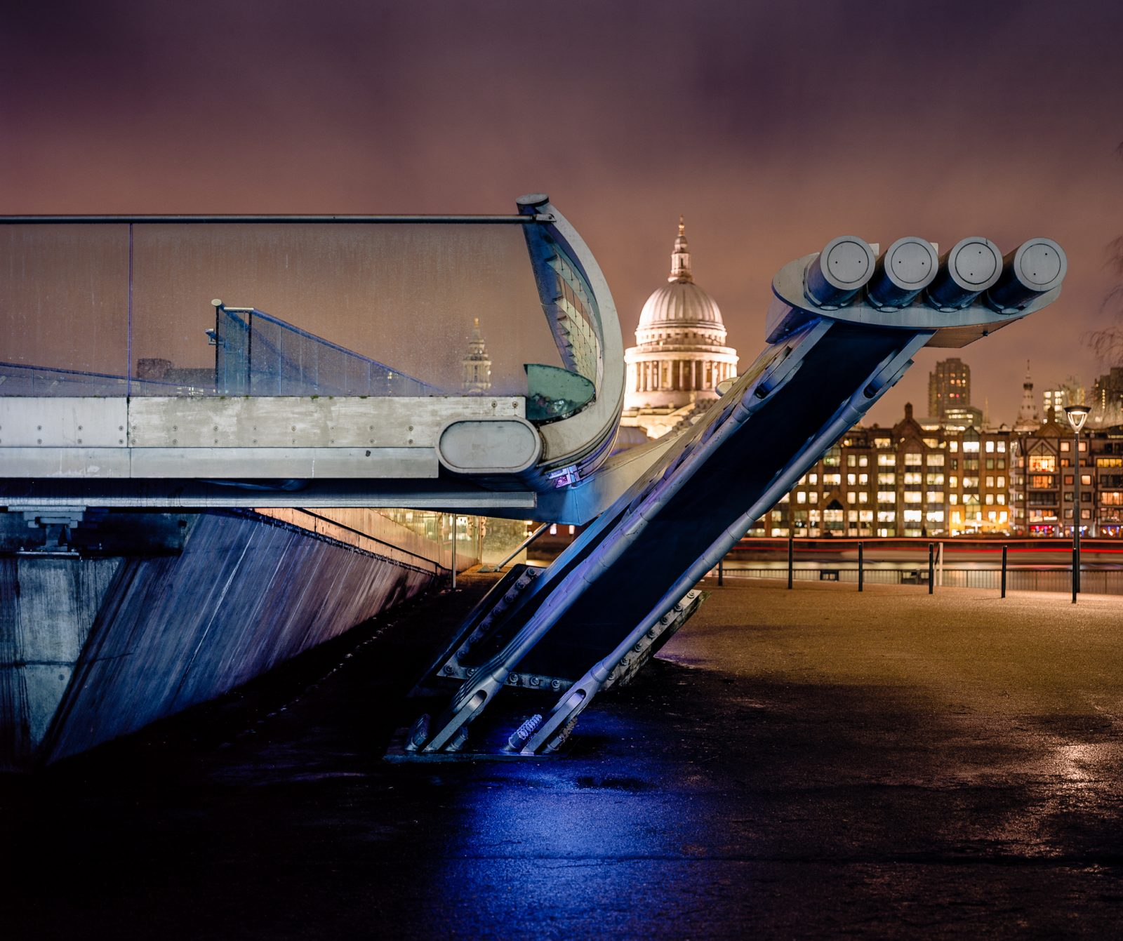 A Bridge to St Pauls