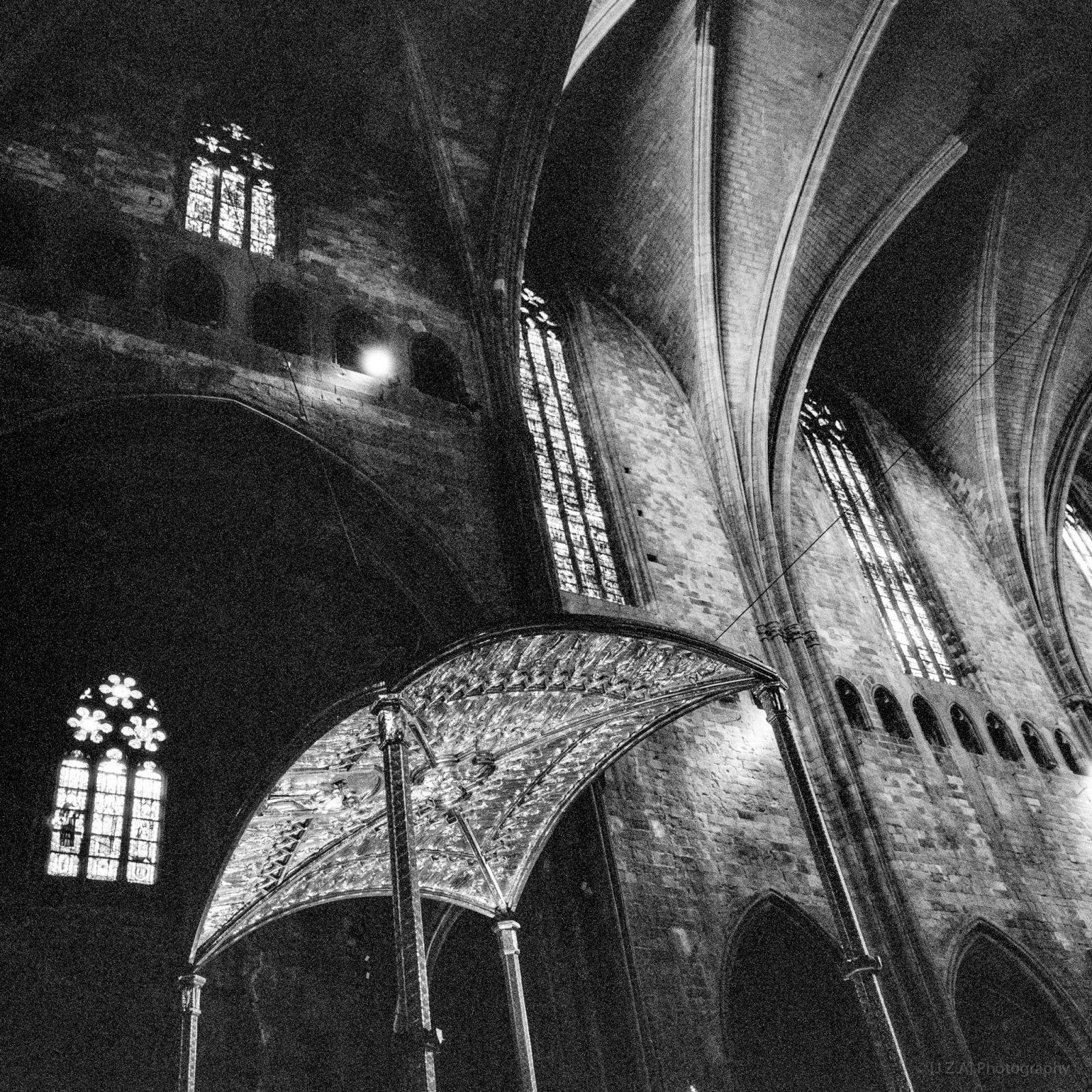 Girona Cathedral, Catalonia