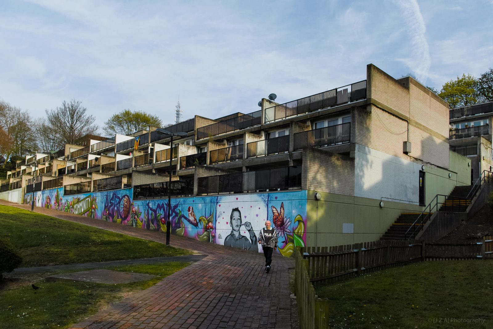Central Hill Estate