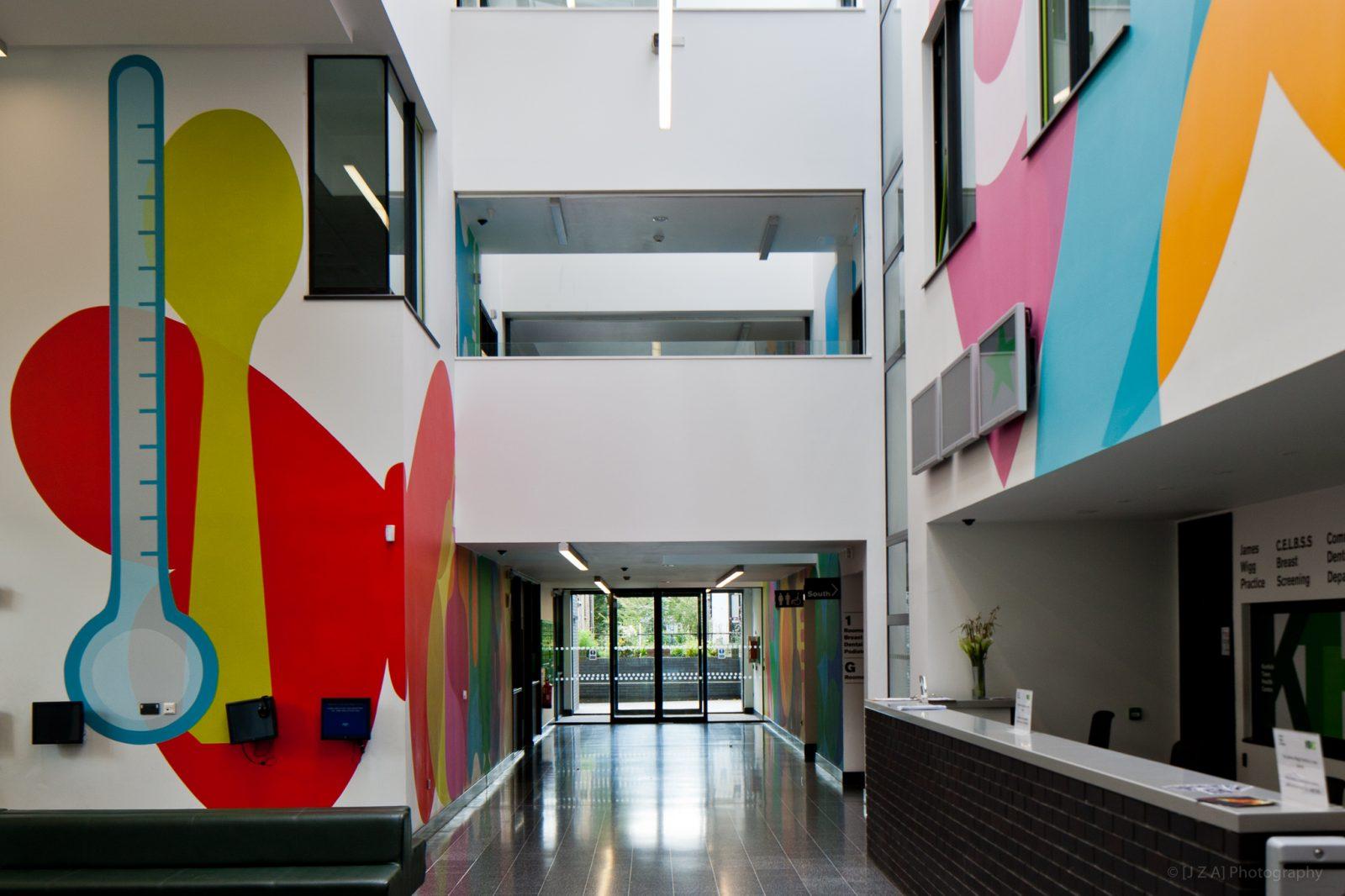 Kentish Town Health Centre