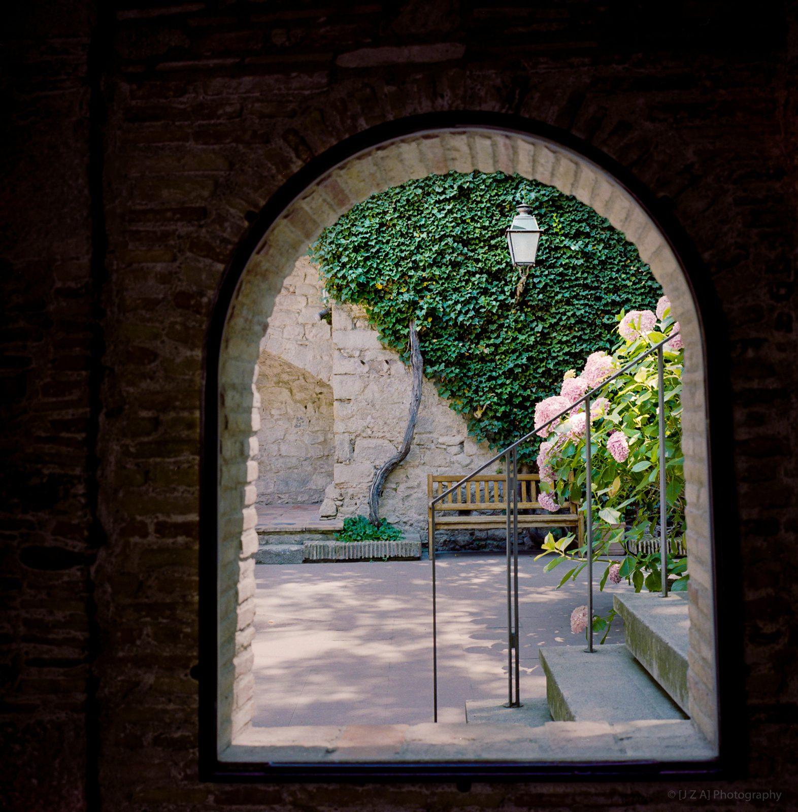 Glimpse of Girona