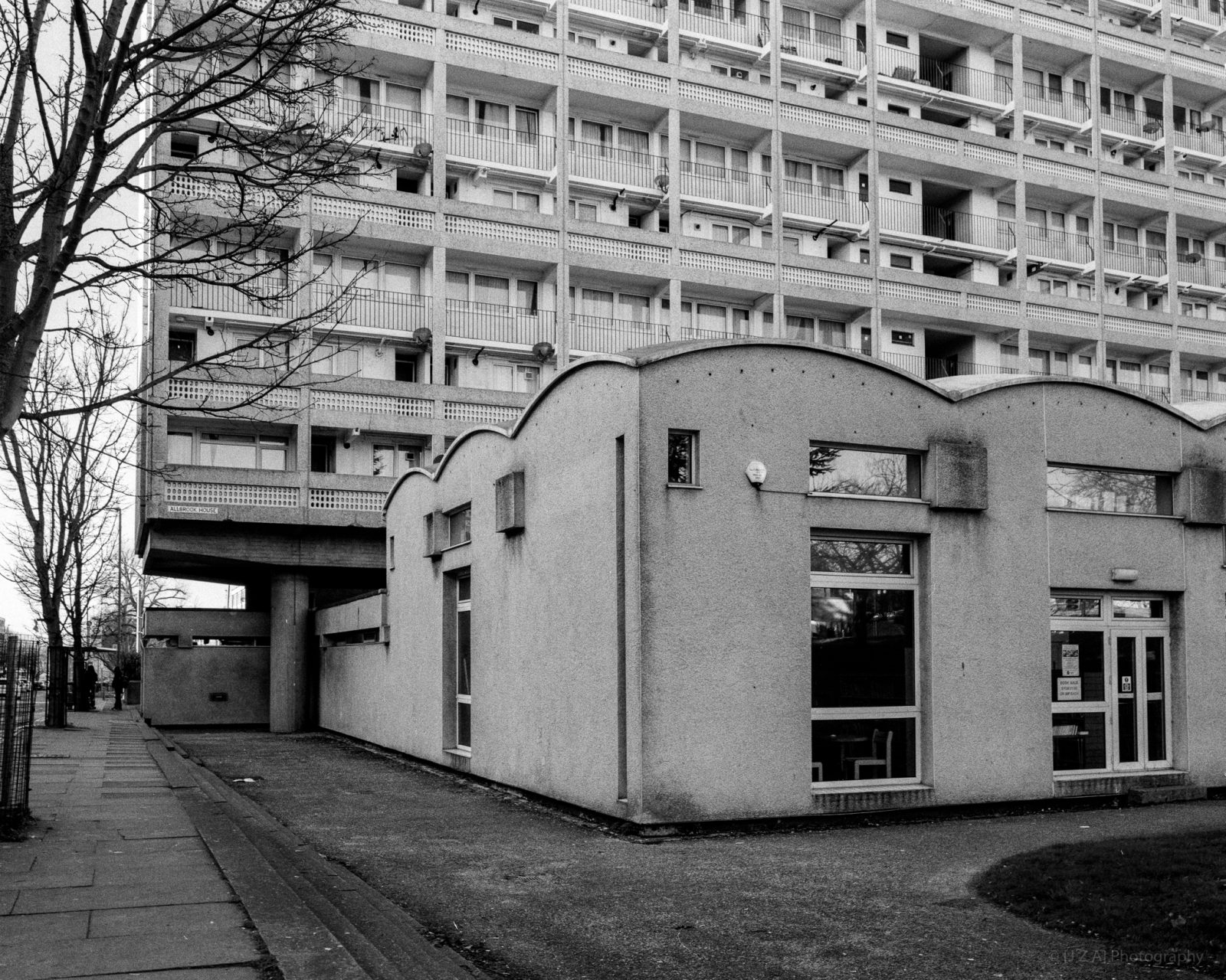 Alton Estate, Roehampton