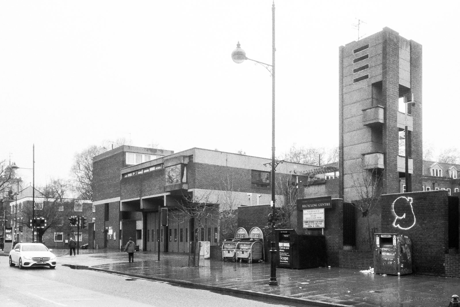Bethnal Green Fire Station