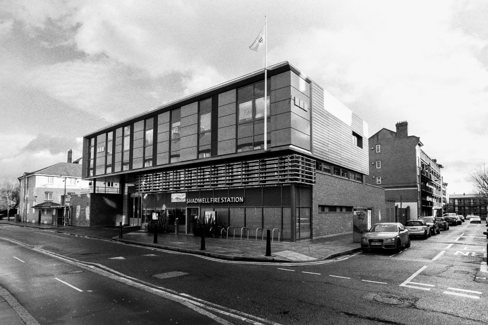 Shadwell Fire Station