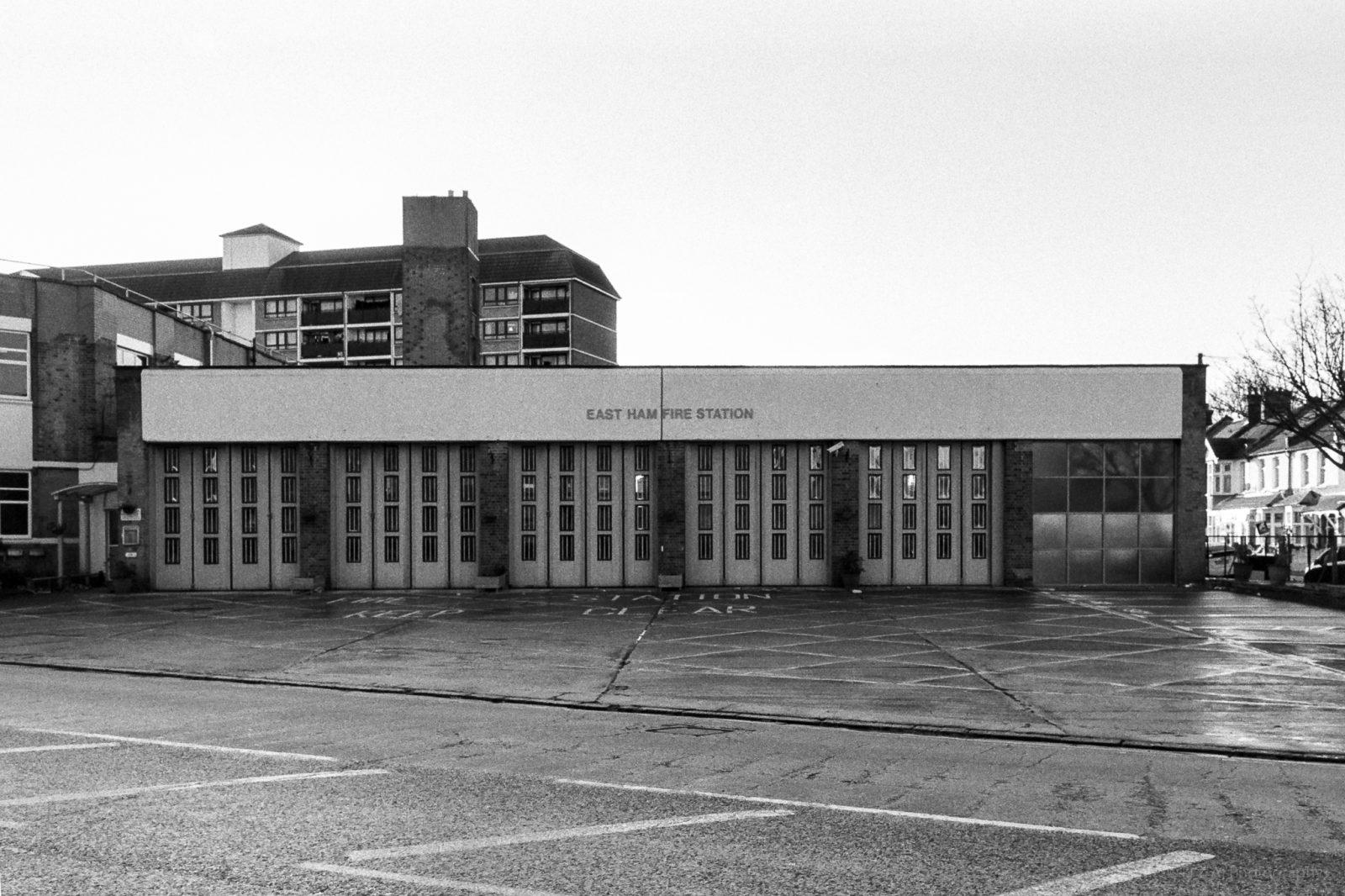 East Ham  Fire Station