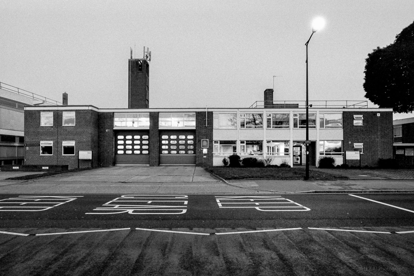 Hornchurch Fire Station