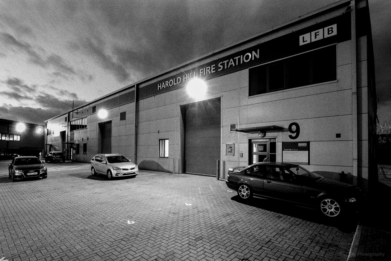 Harold Hill  Fire Station