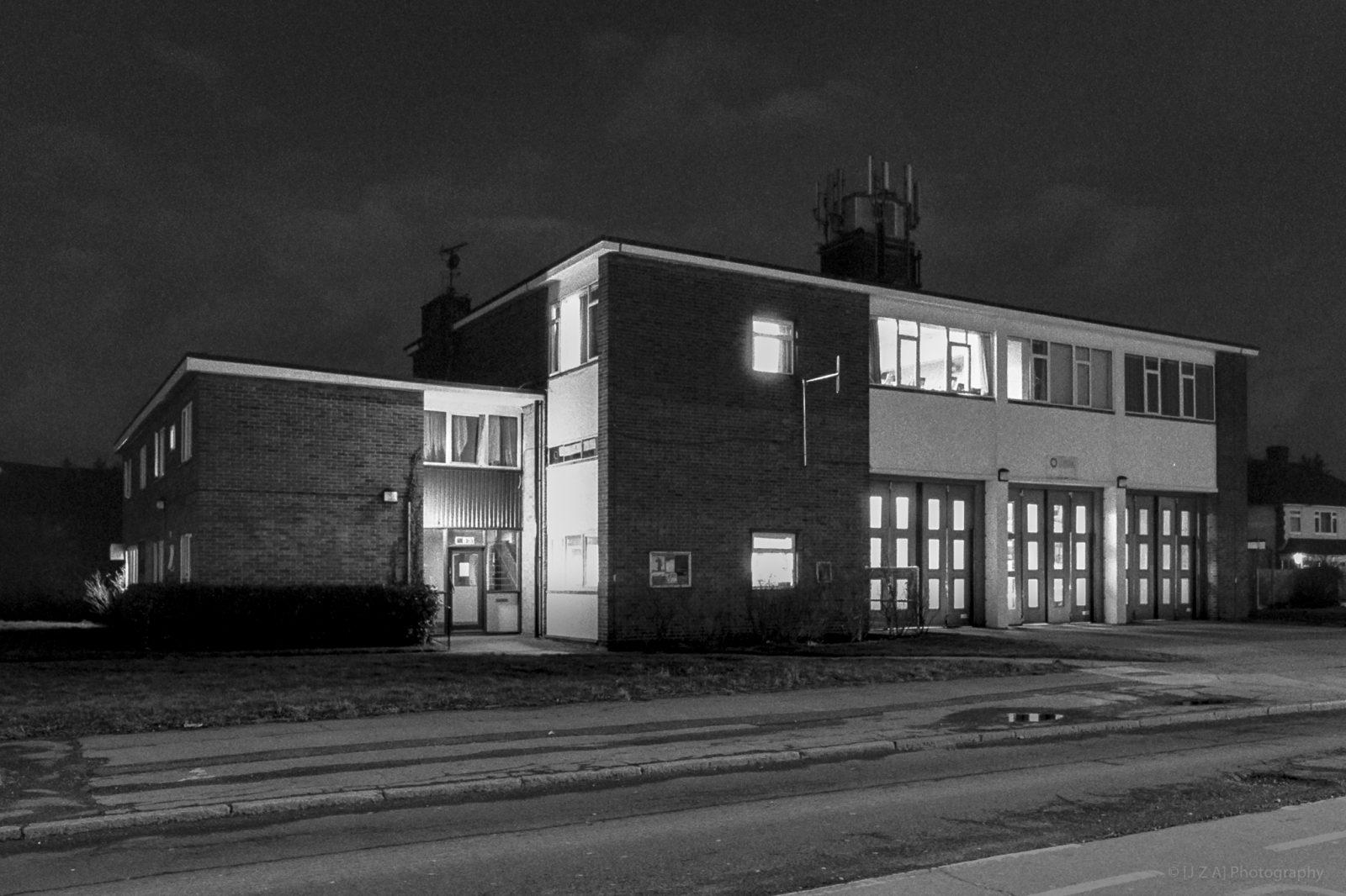 Romford  Fire Station