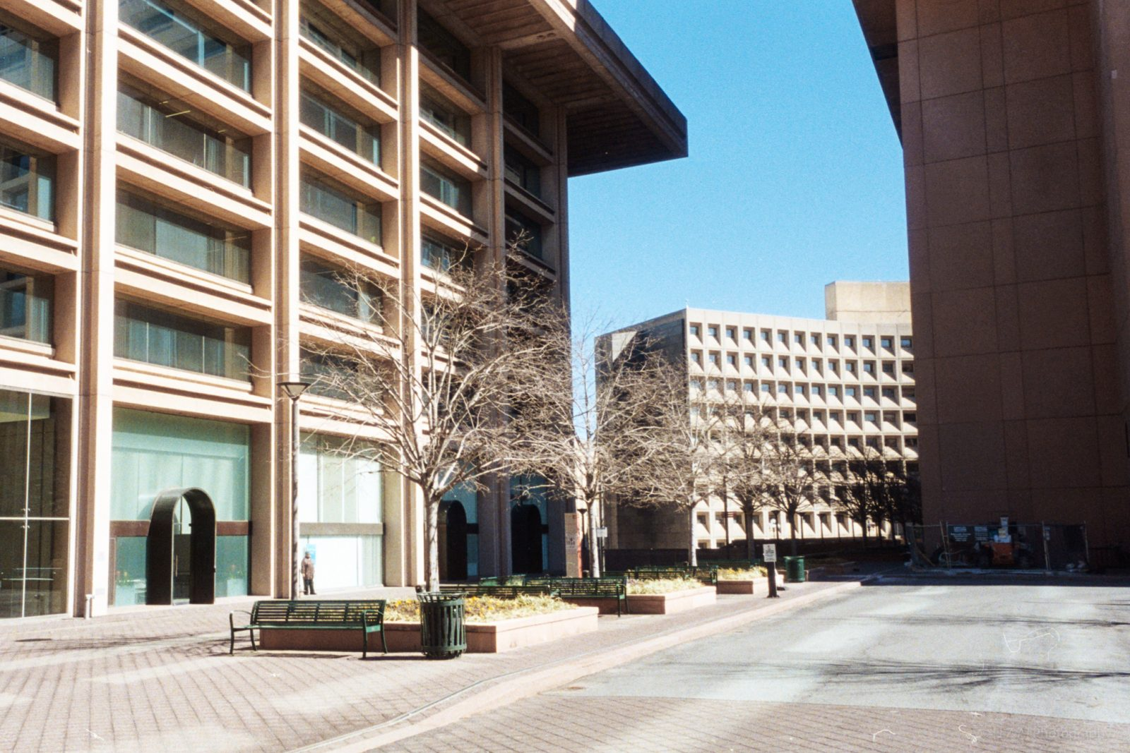 Department of Housing and Urban Development, Robert C. Weaver Federal Building