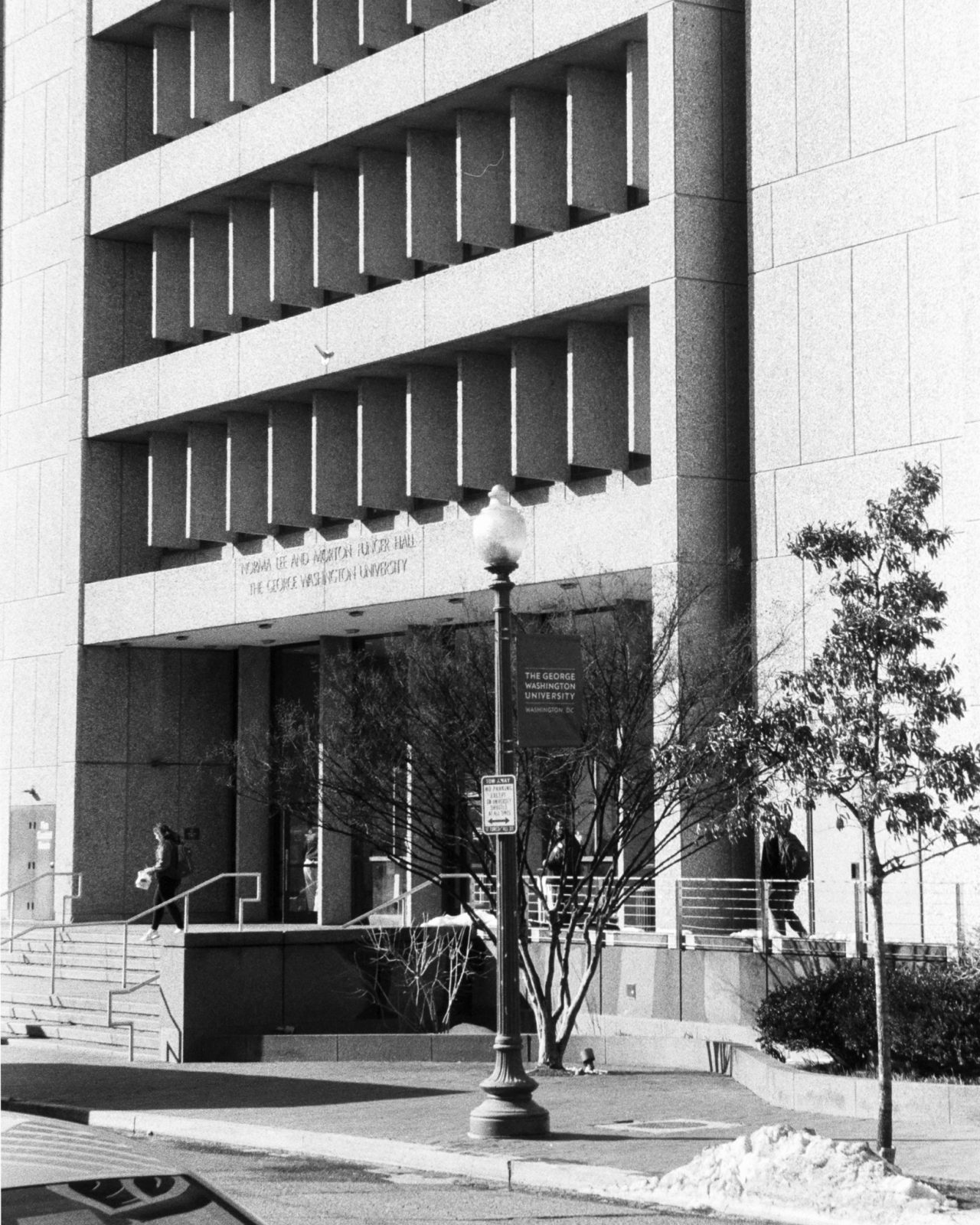 Norma Lee and Morton Funger Hall