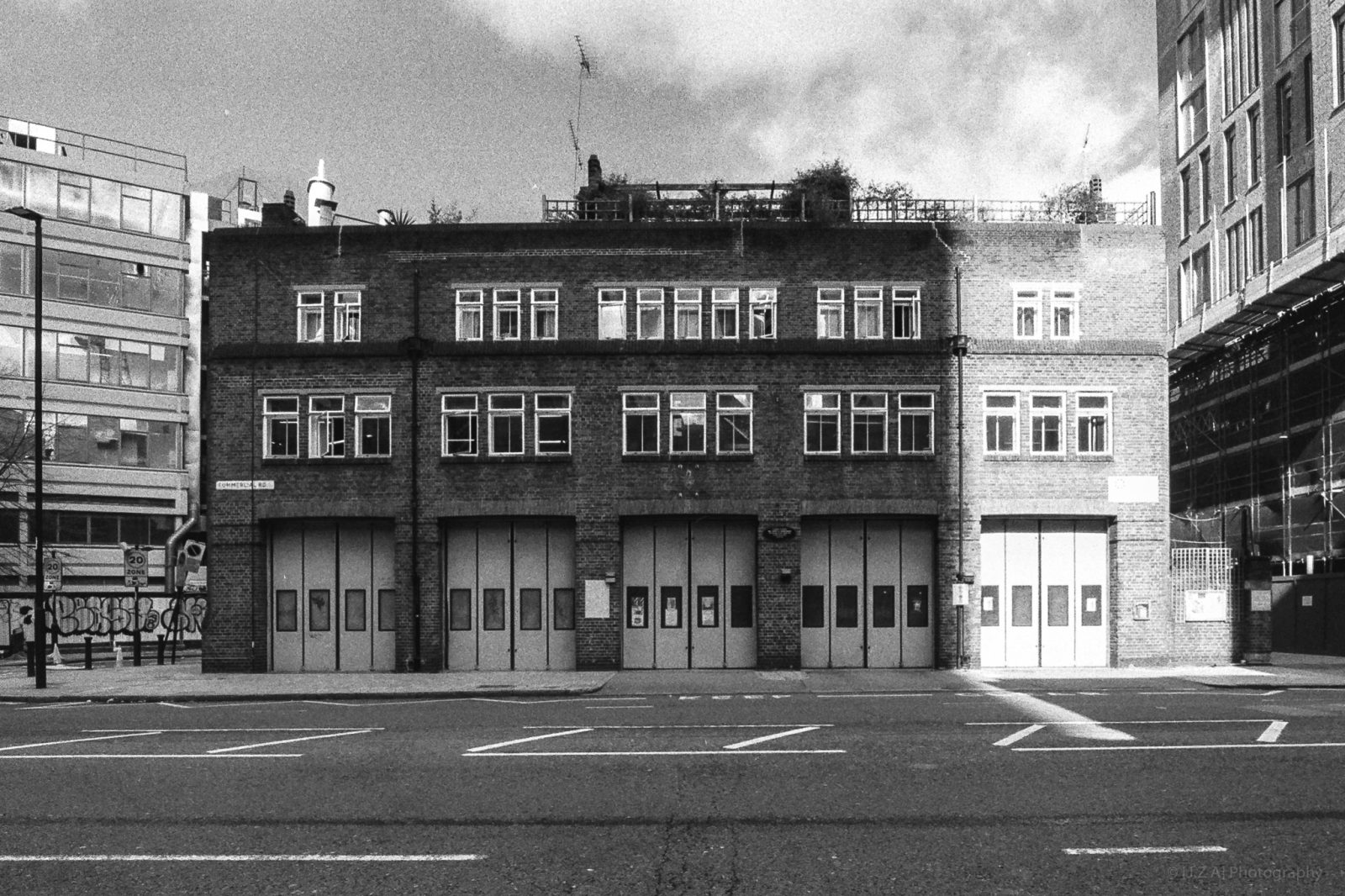 Whitechapel Fire Station