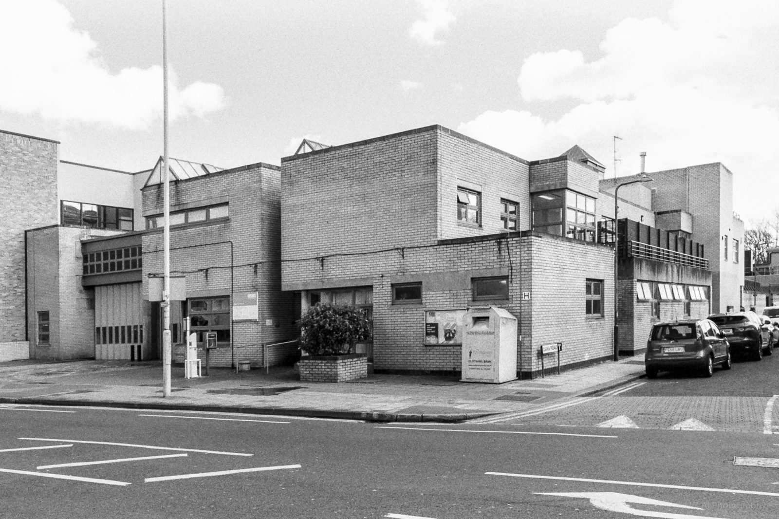 Ilford Fire Station
