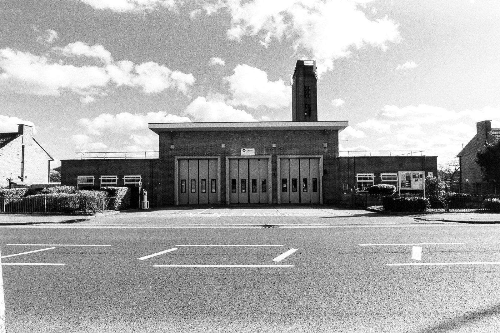 Hainault Fire Station