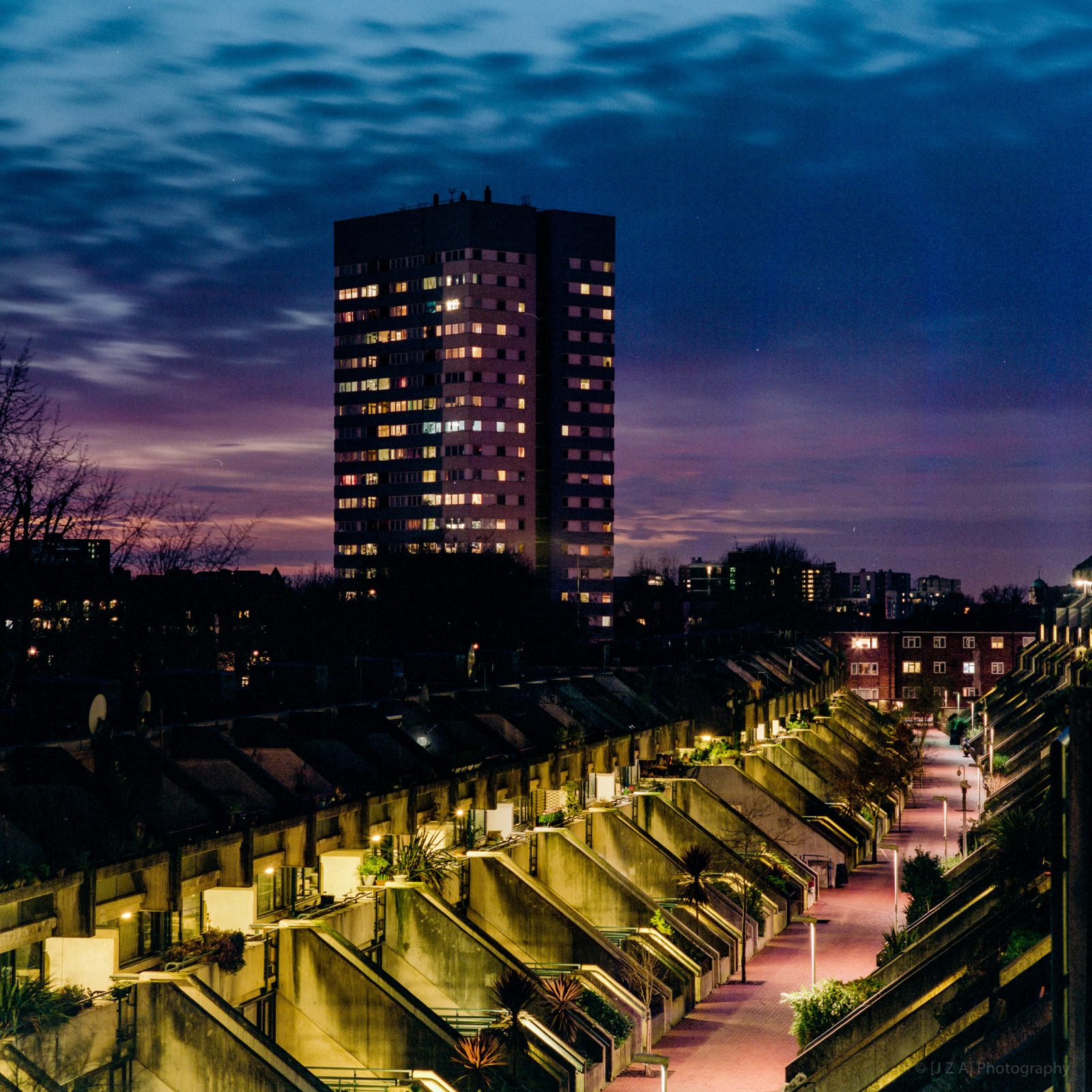 Alexandra and Ainsworth estate, aka Rowley Way