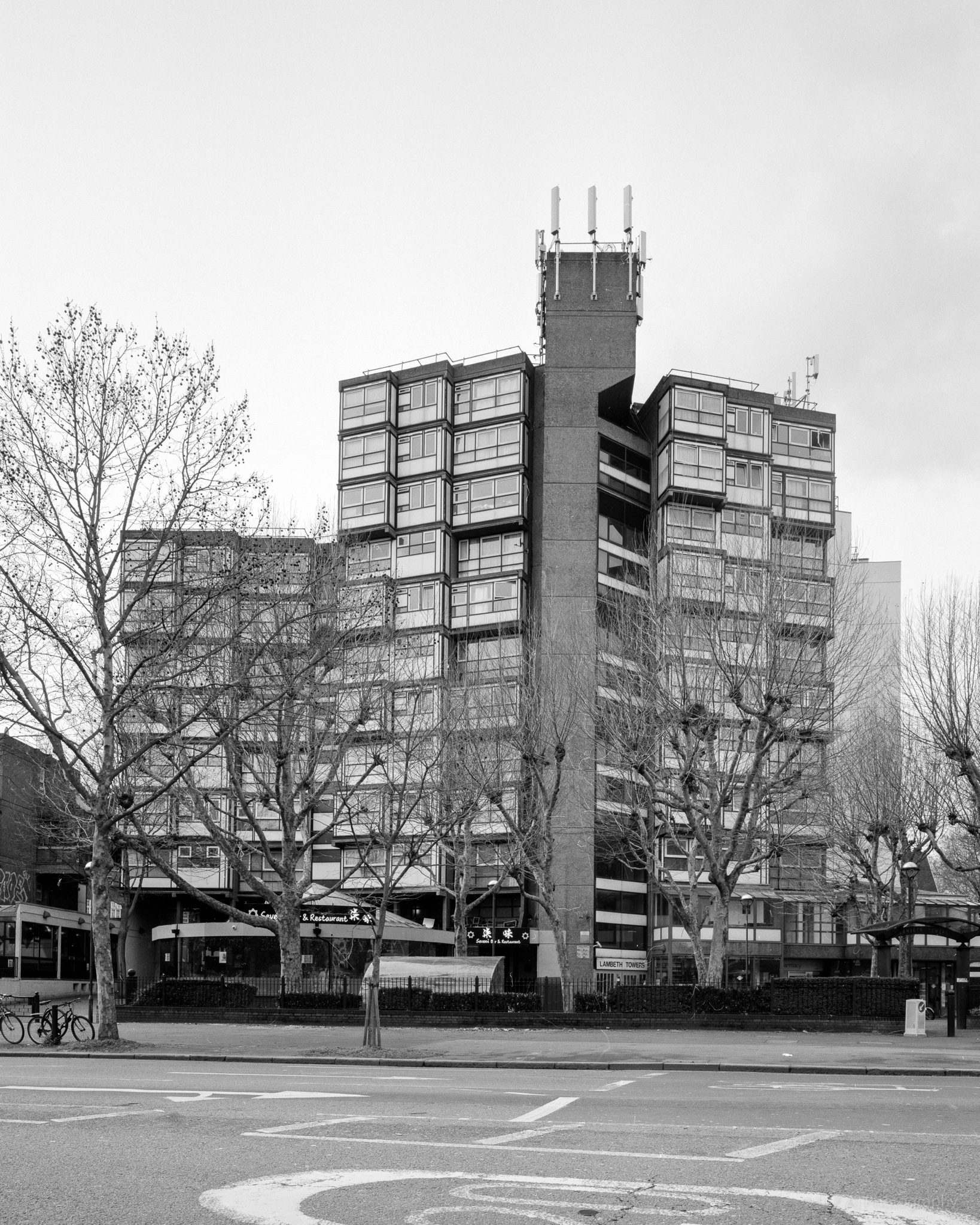 Lambeth Towers