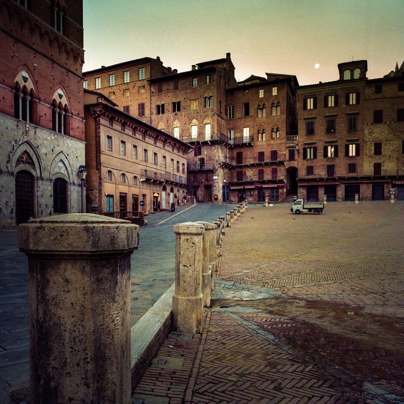 Piazza del Campo Dawn