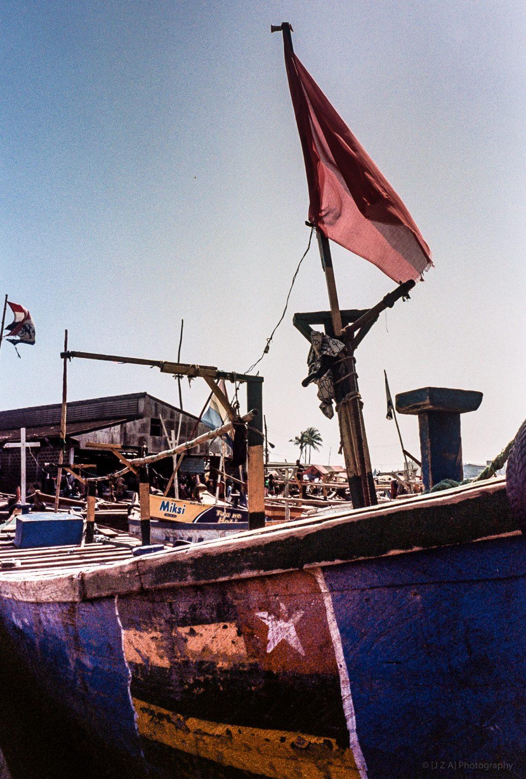 Elmina Port