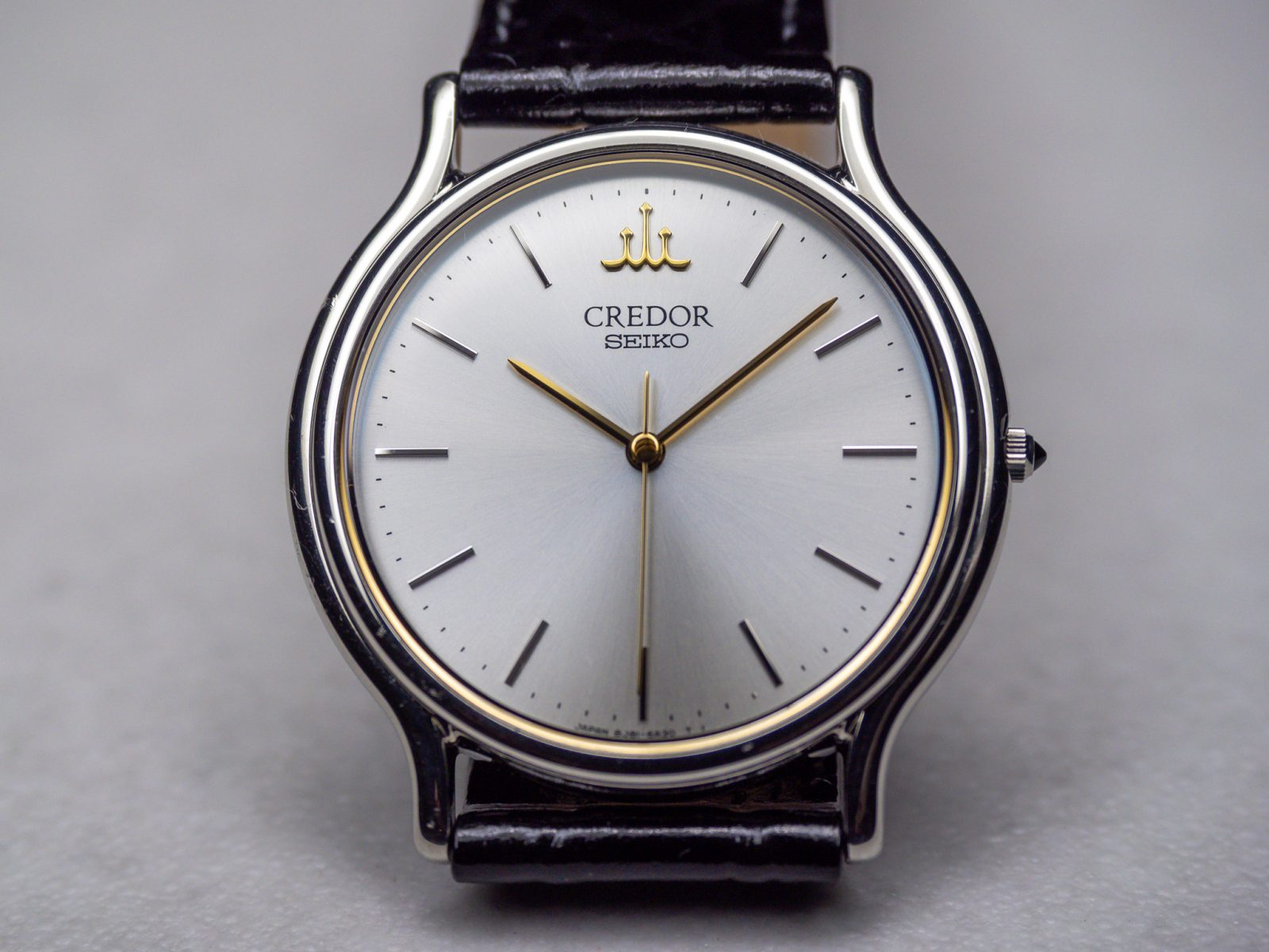 Seiko Credor 8J81