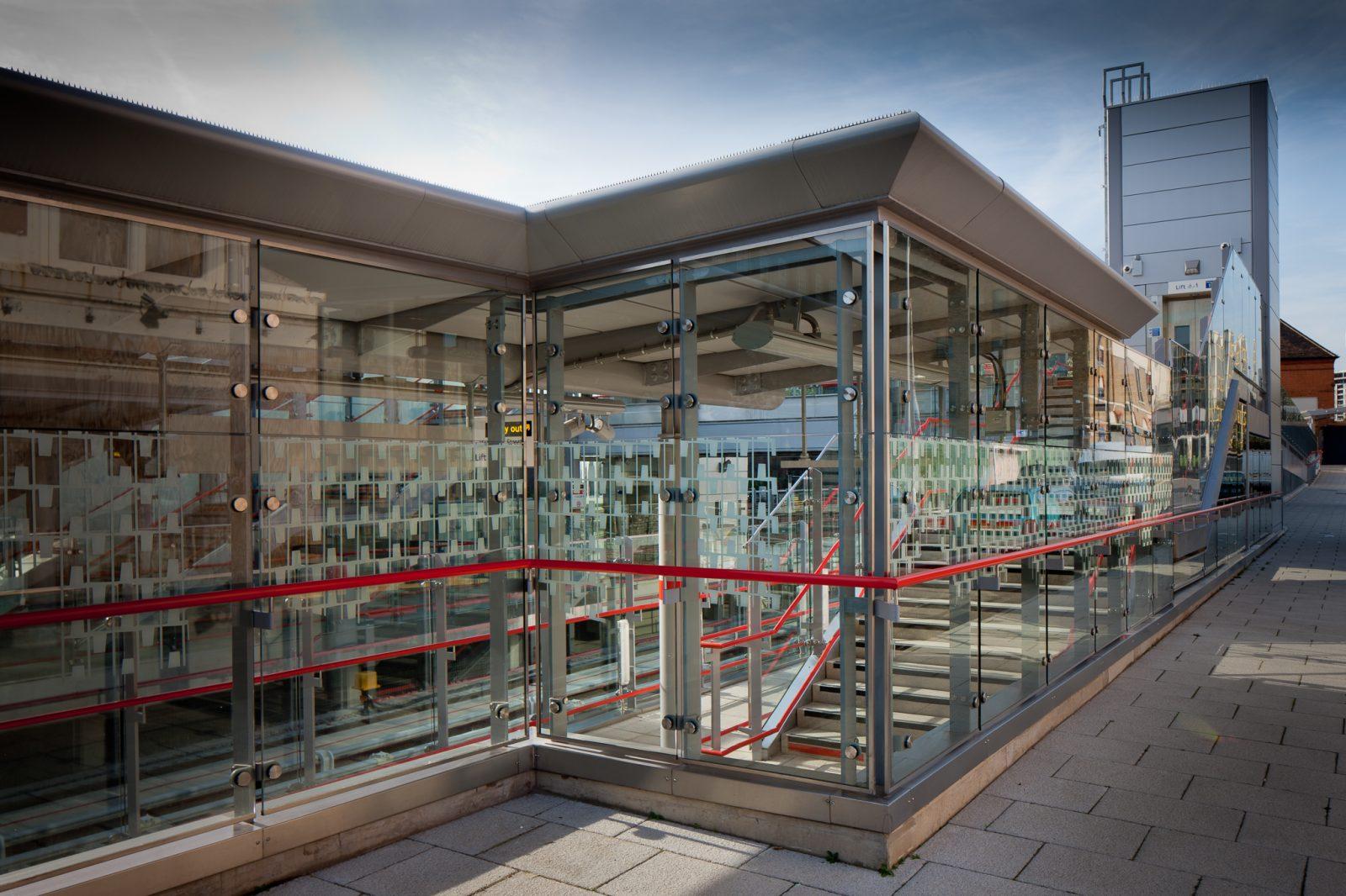 Stratford High Street DLR Station