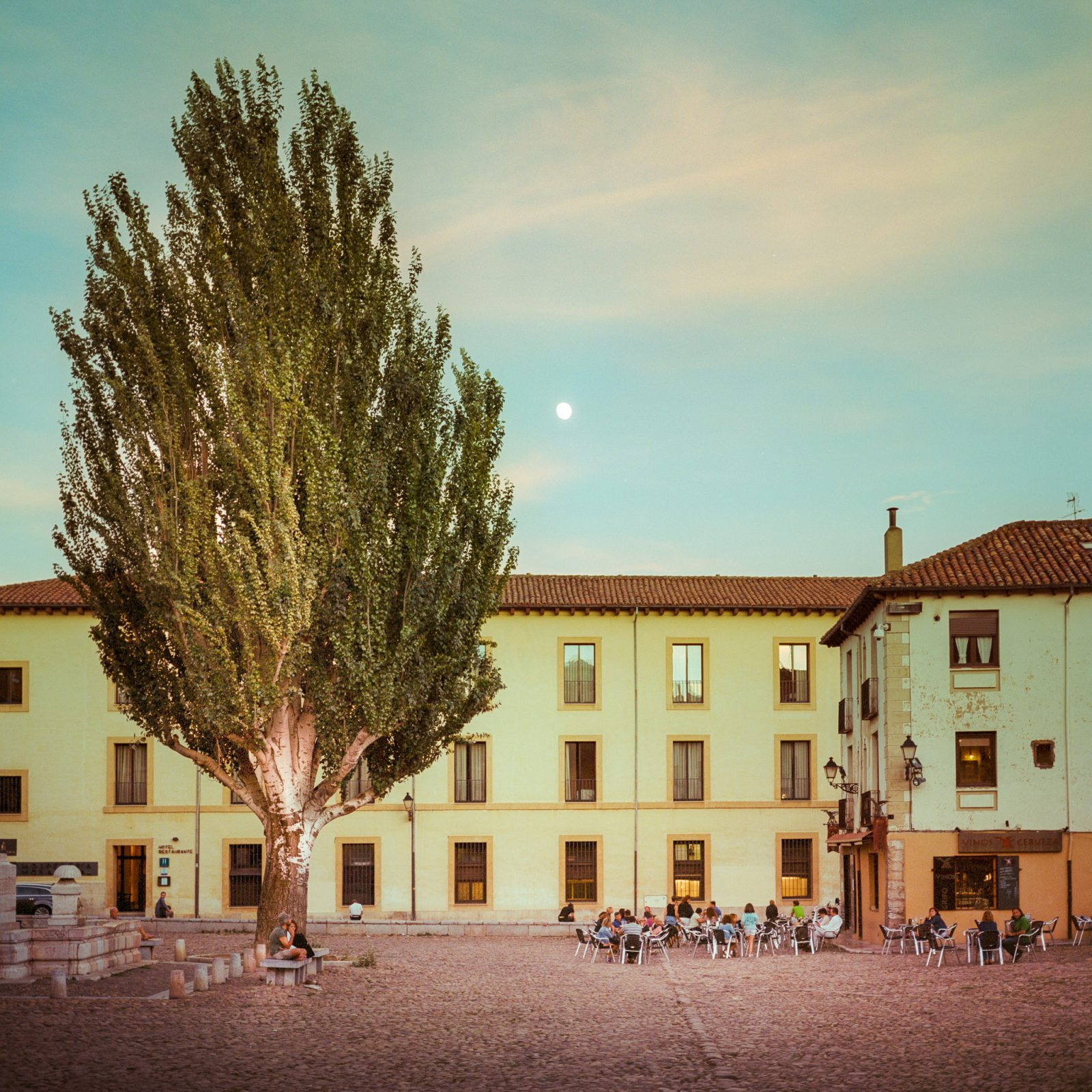 Plaza de Santa María del Camino