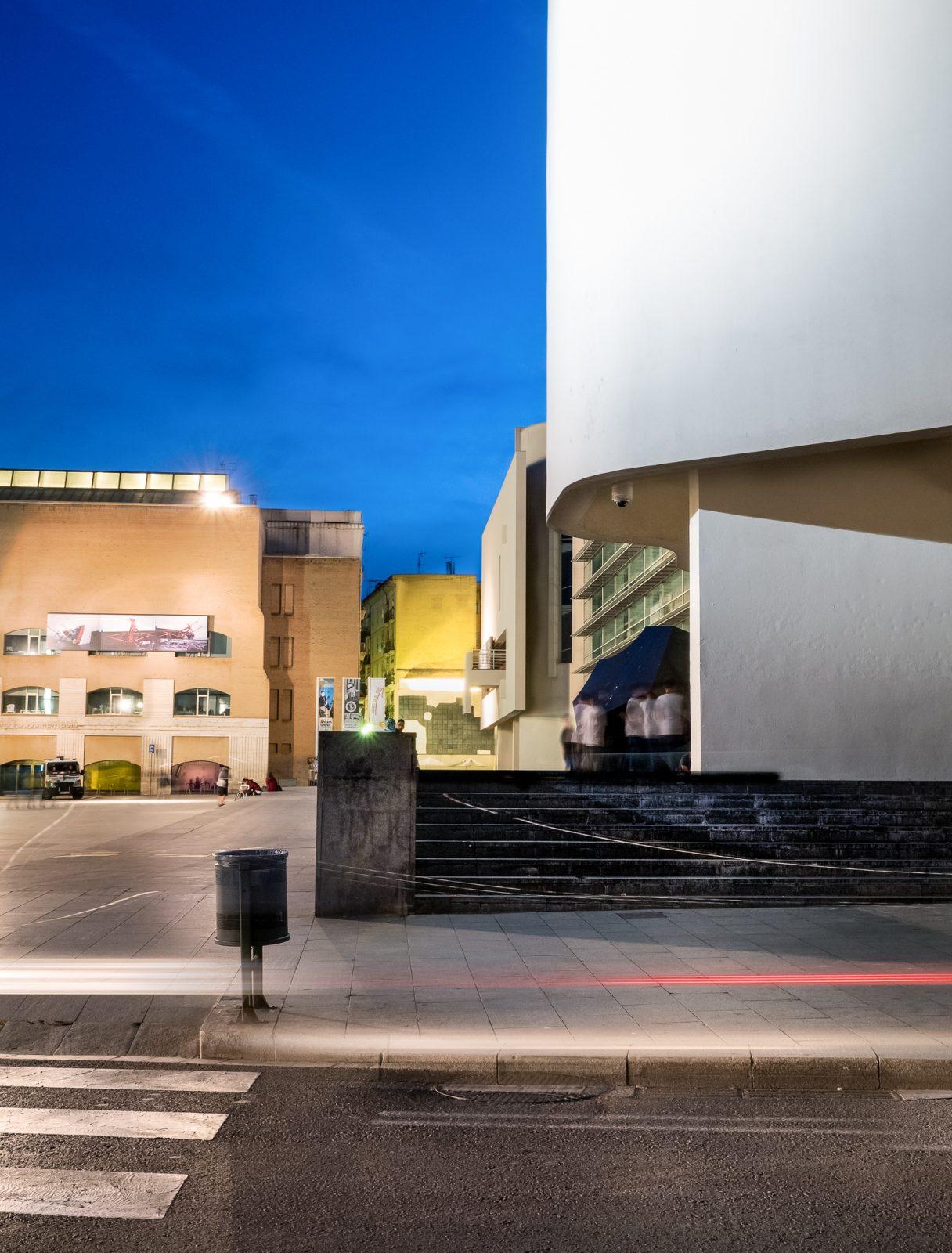 Museu d'Art Contemporani de Barcelona, MACBA
