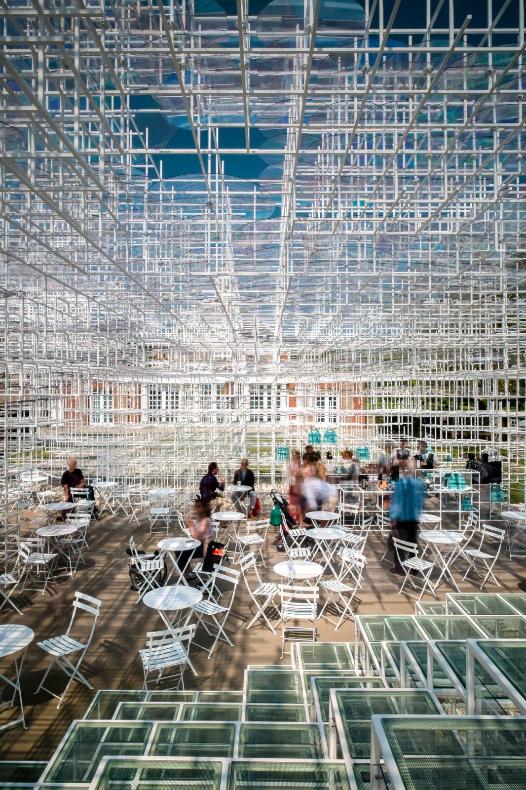 Serpentine Gallery 2013 Pavilion