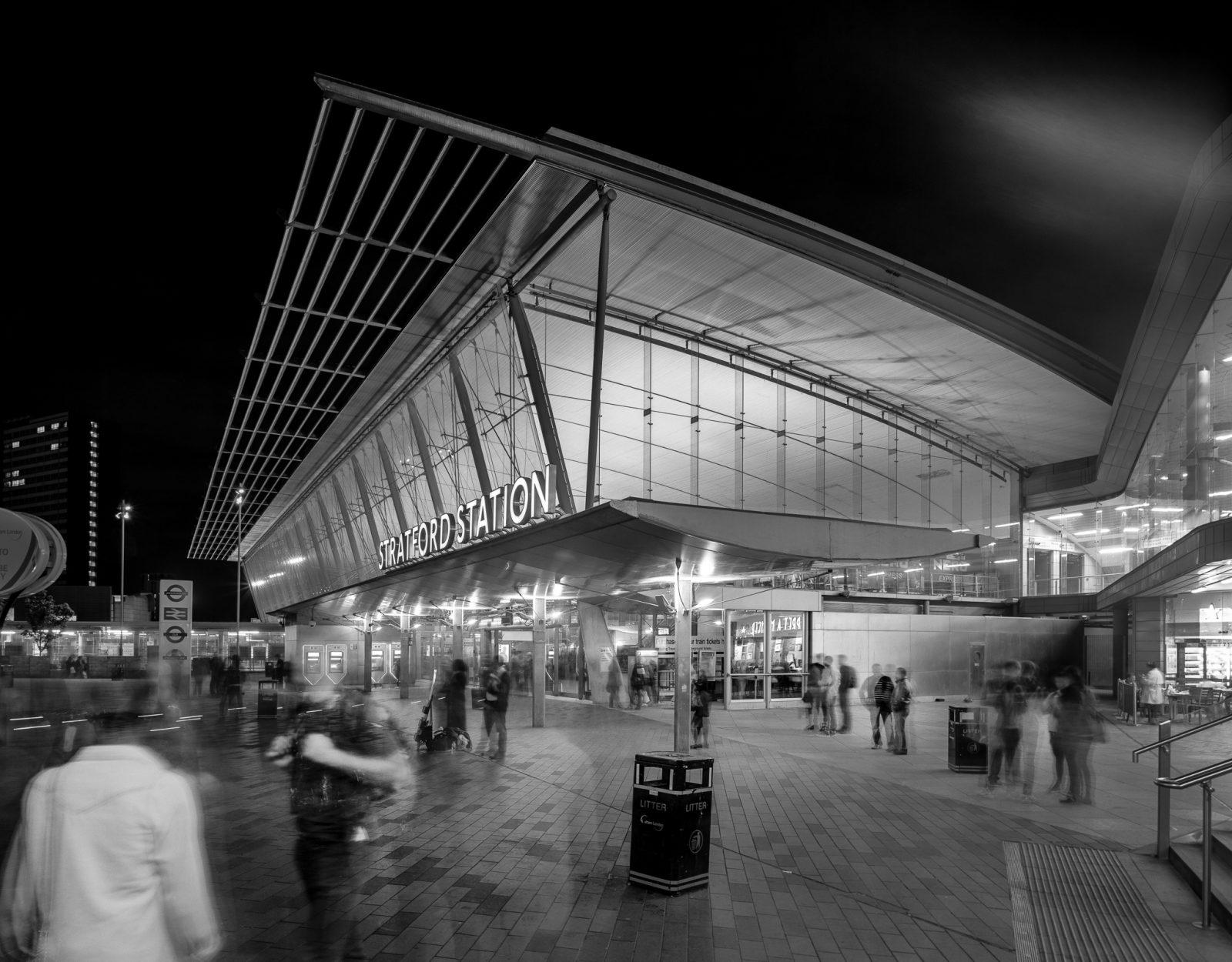 Stratford Regional Station