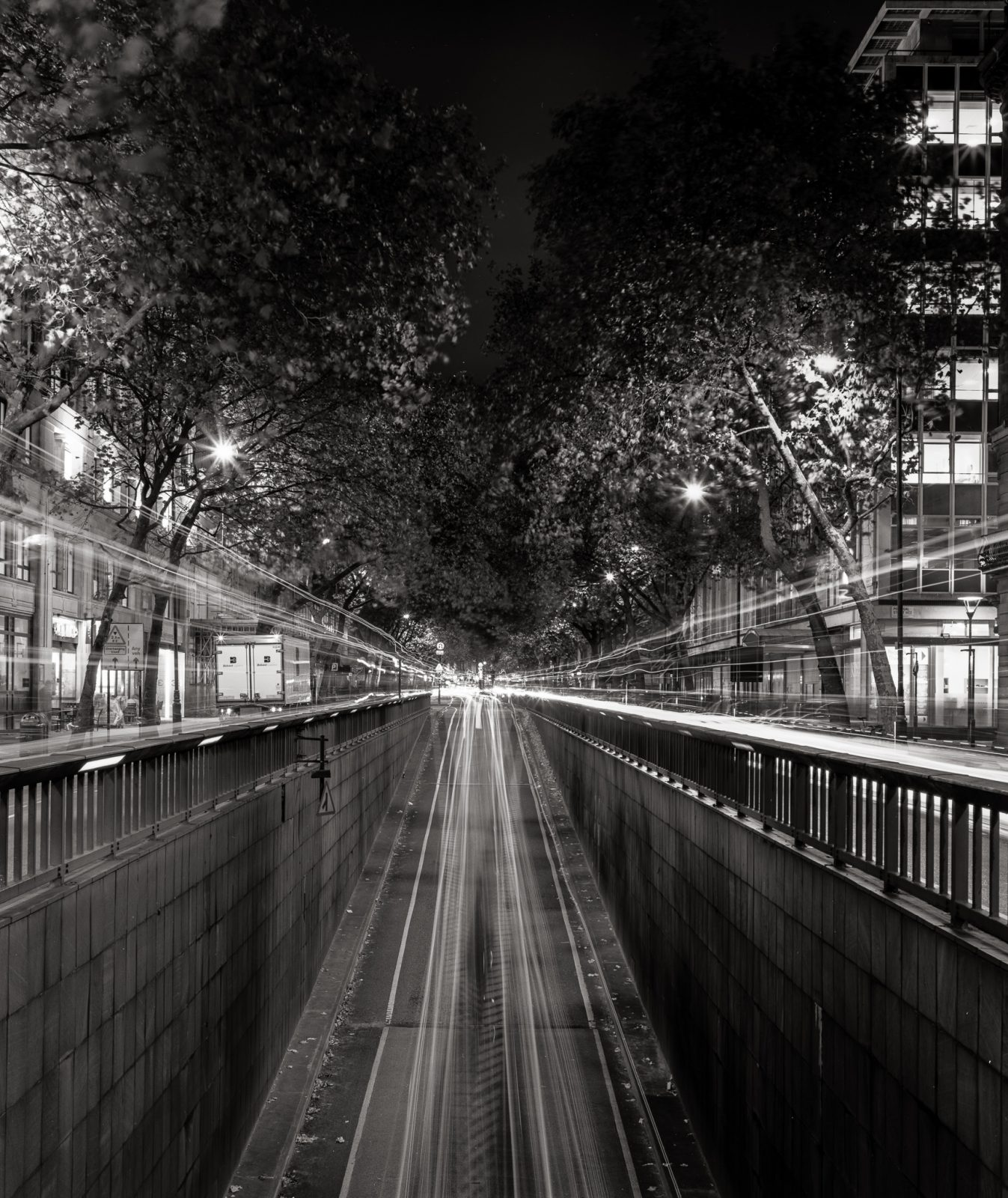 Kingsway tramway subway; Strand Underpass