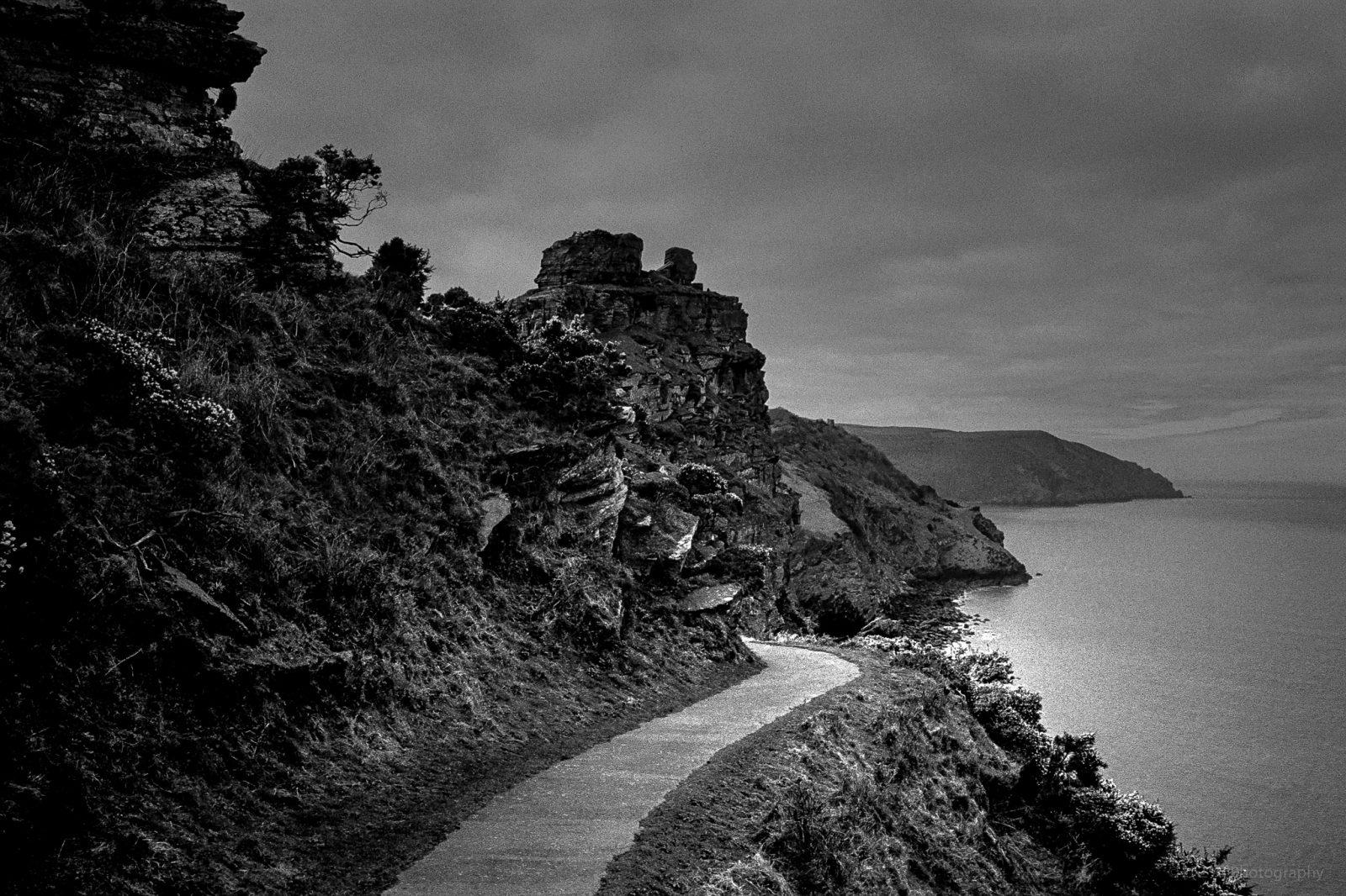 Coastal Path Exmoor