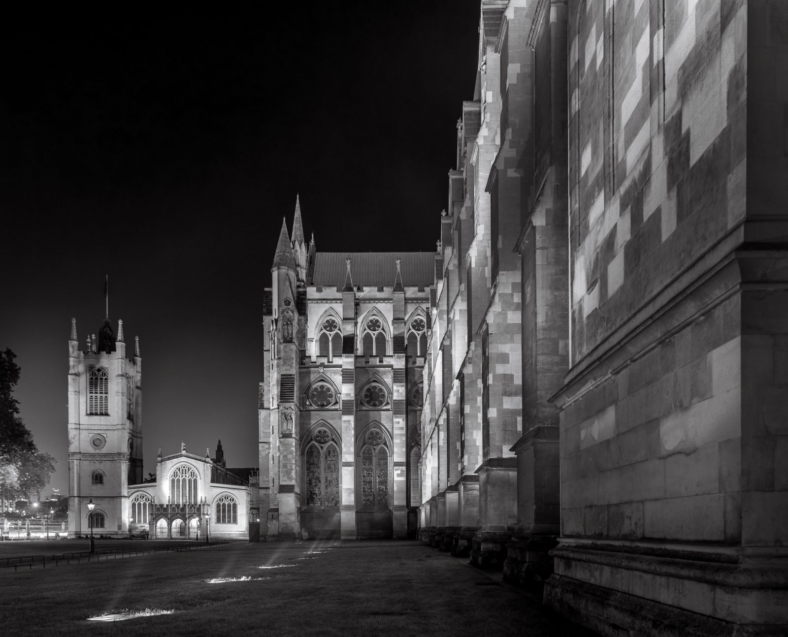 Westminster Abbey & St Margaret's Church