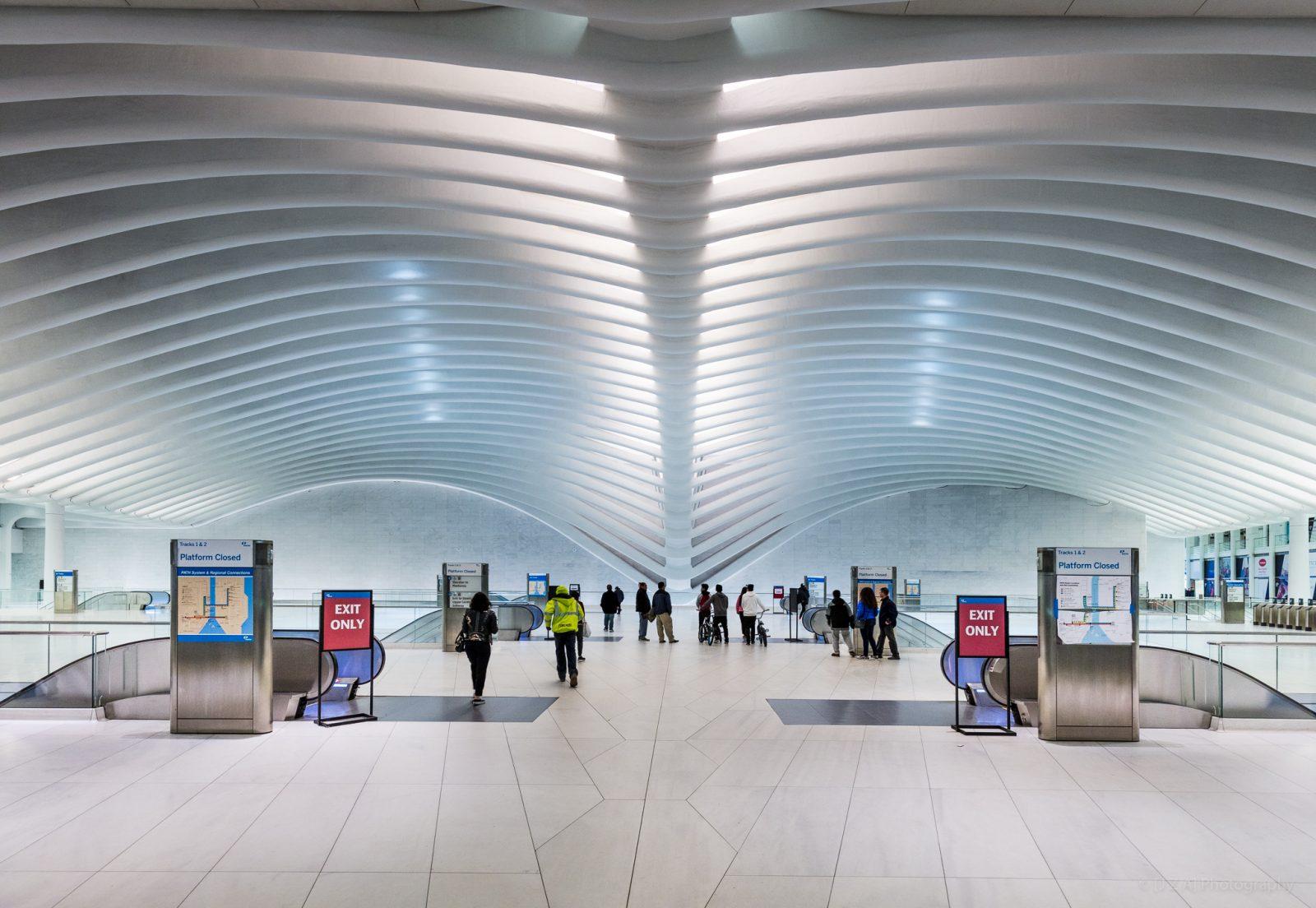 Oculus and WTC Transportation Hub, @S_Calatrava