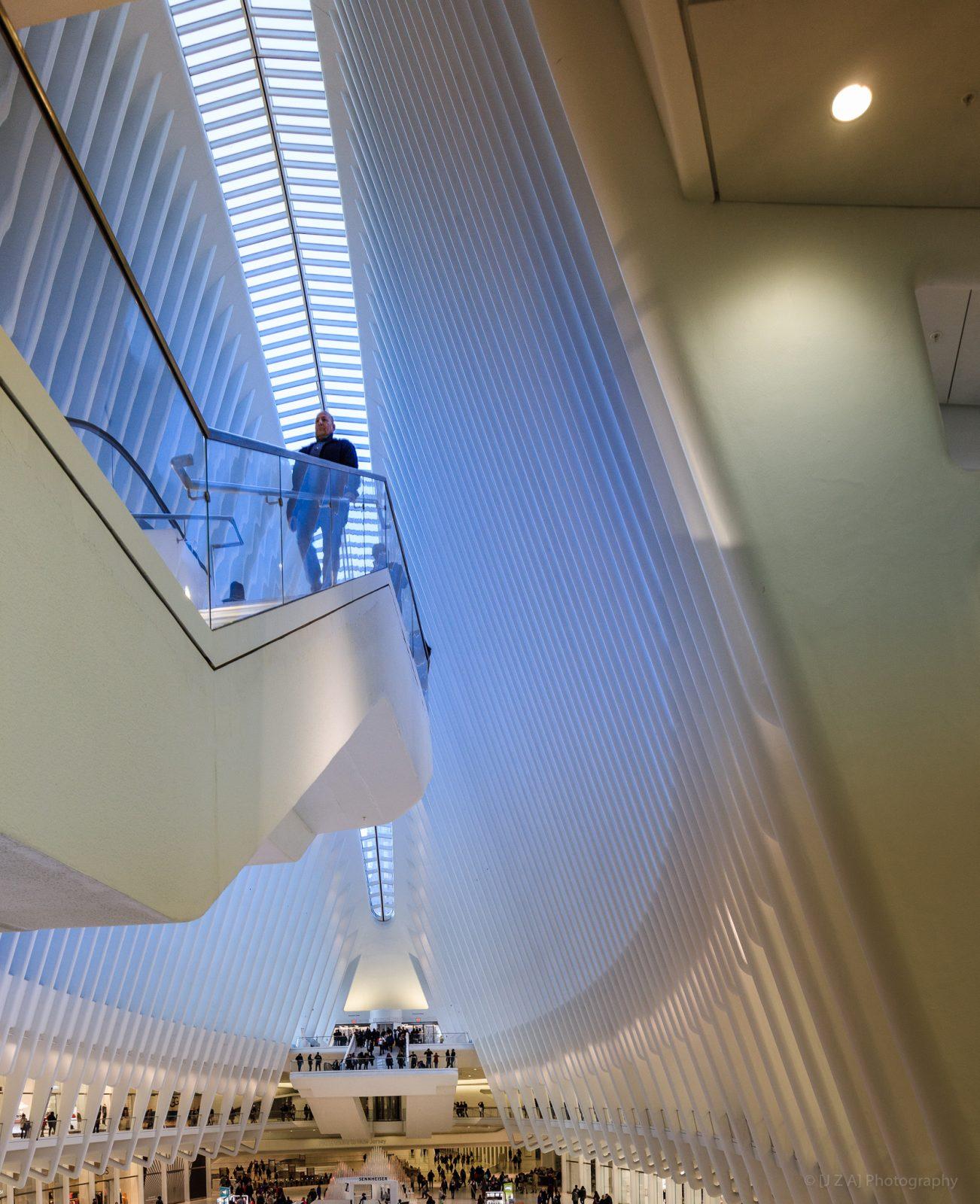 Oculus and WTC Transportation Hub
