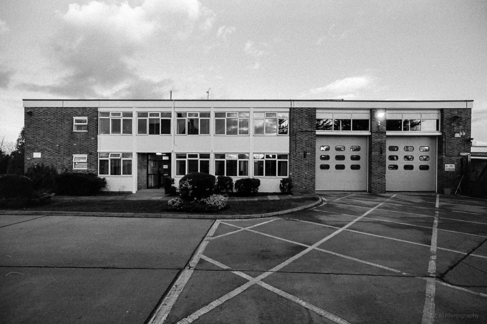 Wennington Fire Station