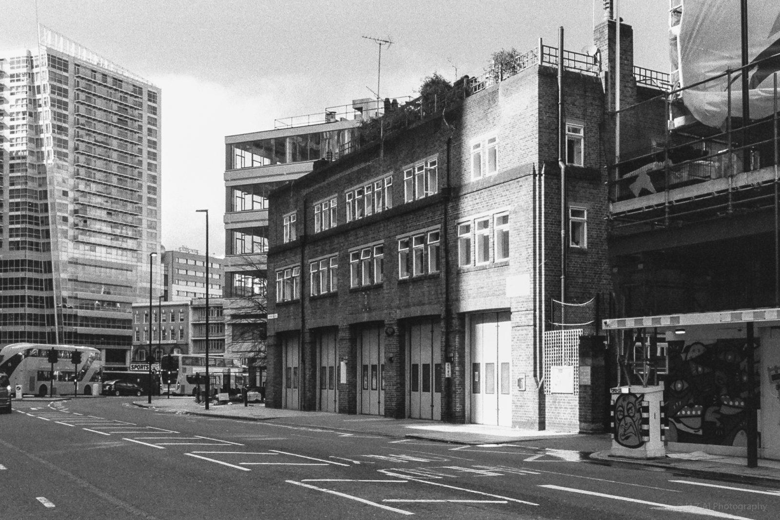 Whitechapel Fire Station