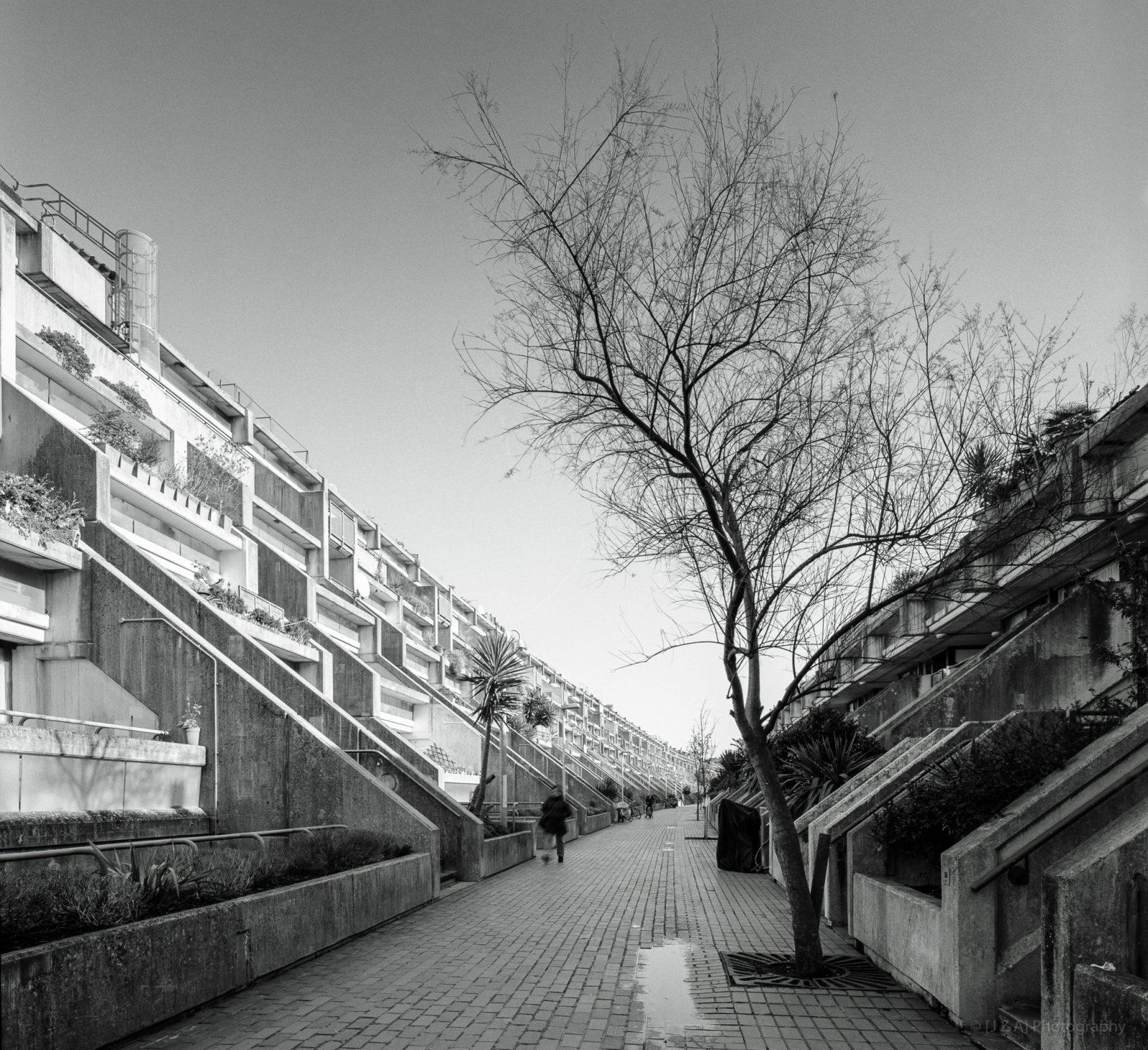 Alexandra and Ainsworth estate, aka Rowley Way