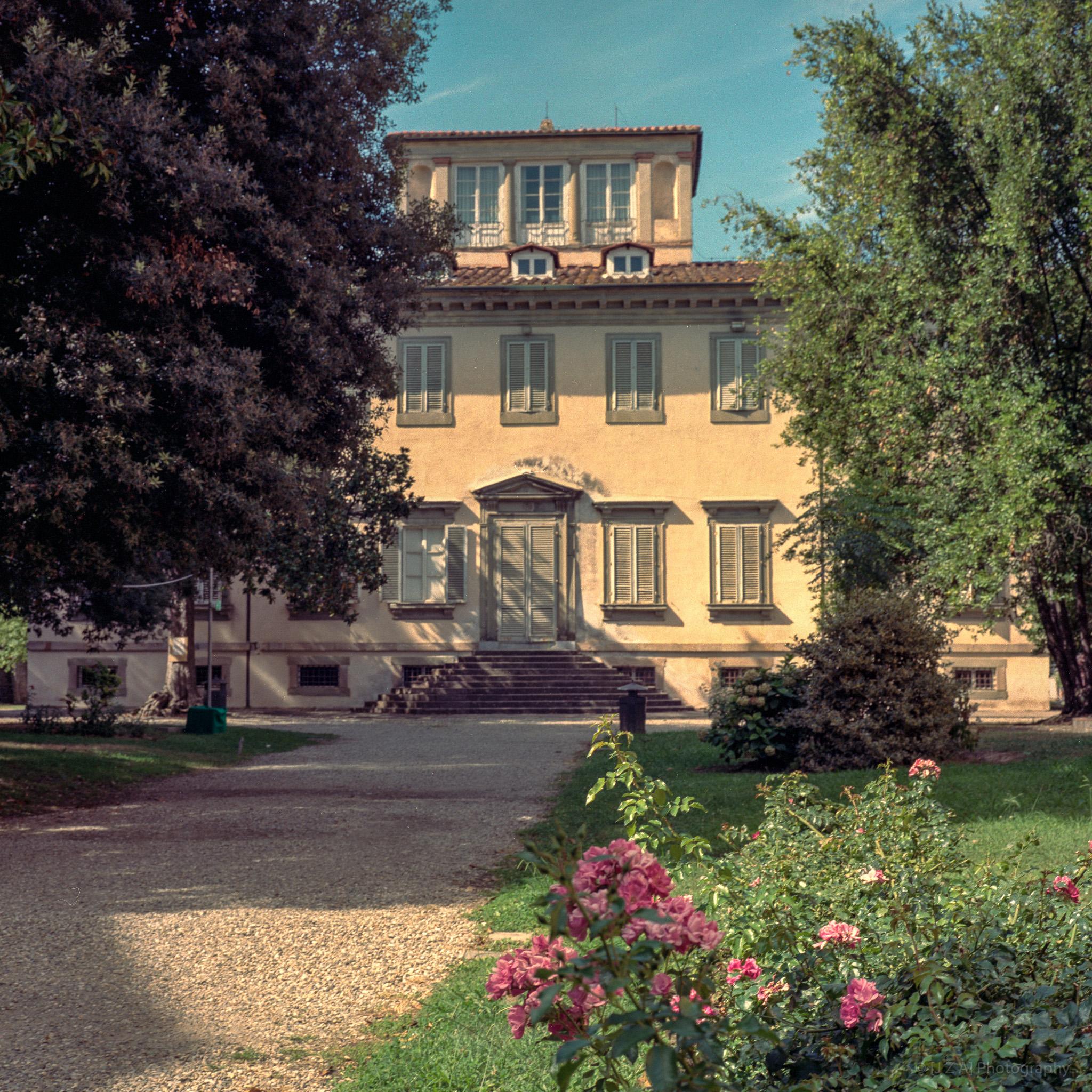 2016, Tuscanny