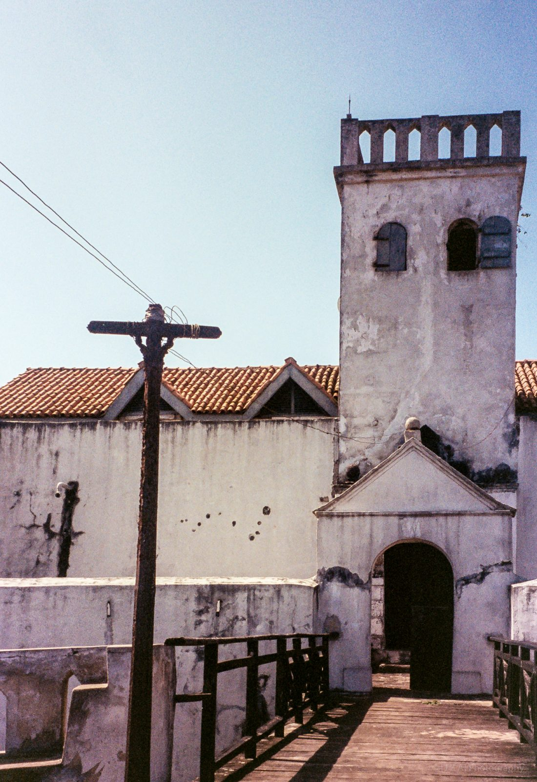 Elmina, Fort Jago