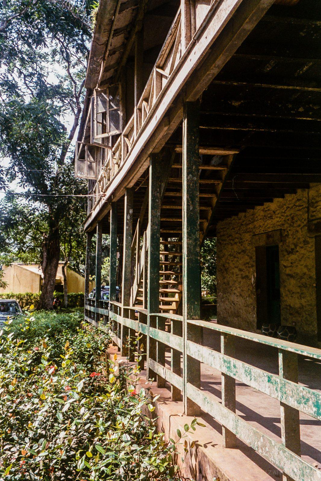 Accra Botanical Gardens