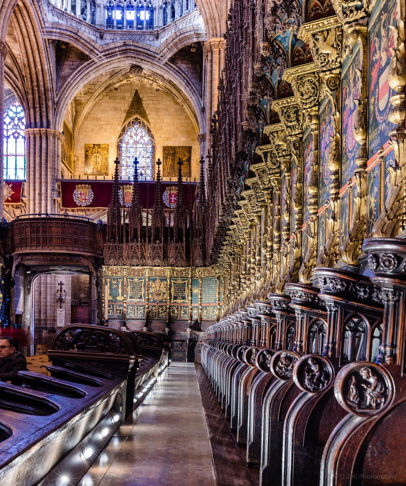 Catedral de la Santa Creu i Santa Eulàlia
