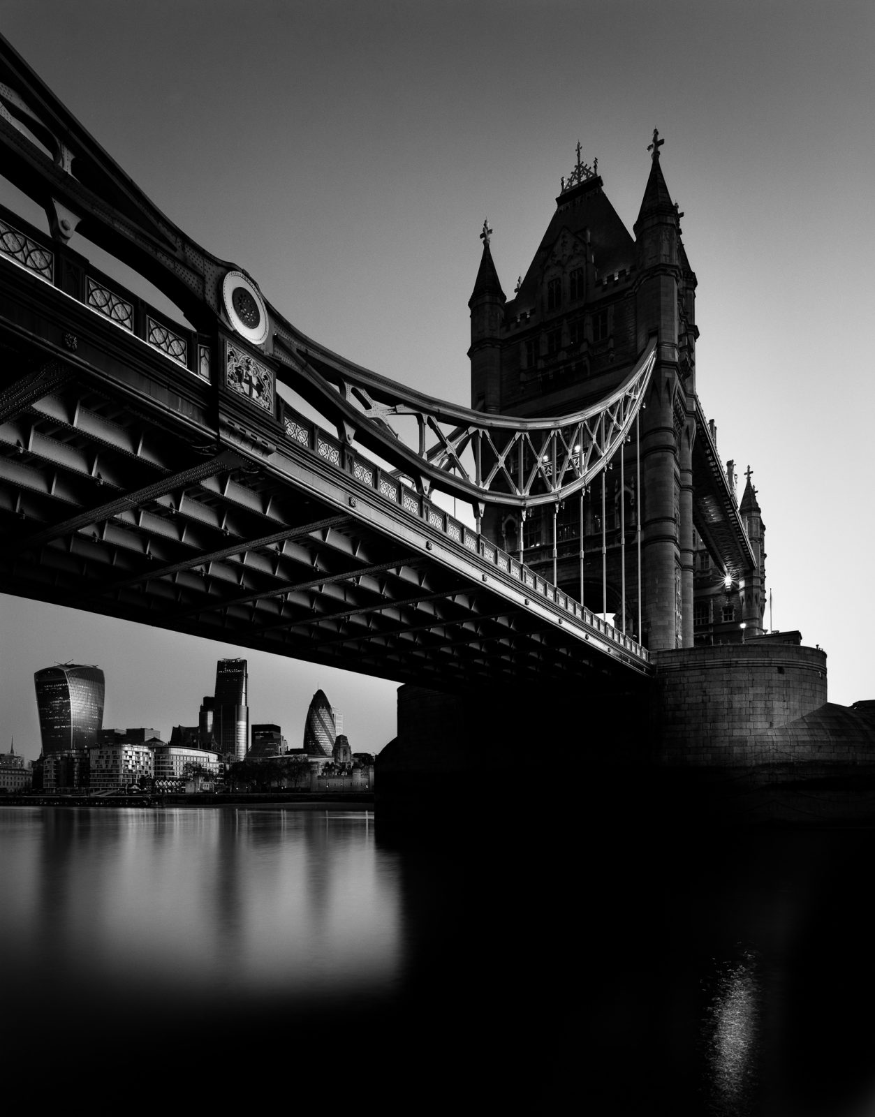 City Dawns